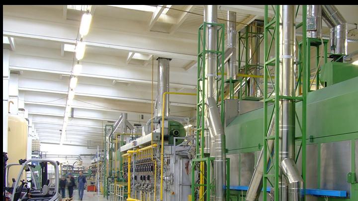 工場ラインのイメージ