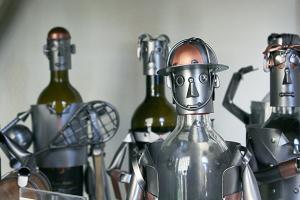 1人工知能「私は神だ」、AI(人工知能)が神様になる日々イメージ