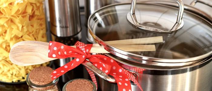 旦那の代わりに料理をサポートしてくれる調理鍋のイメージ