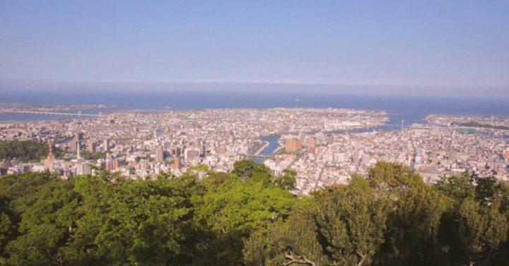 徳島の街の風景イメージ