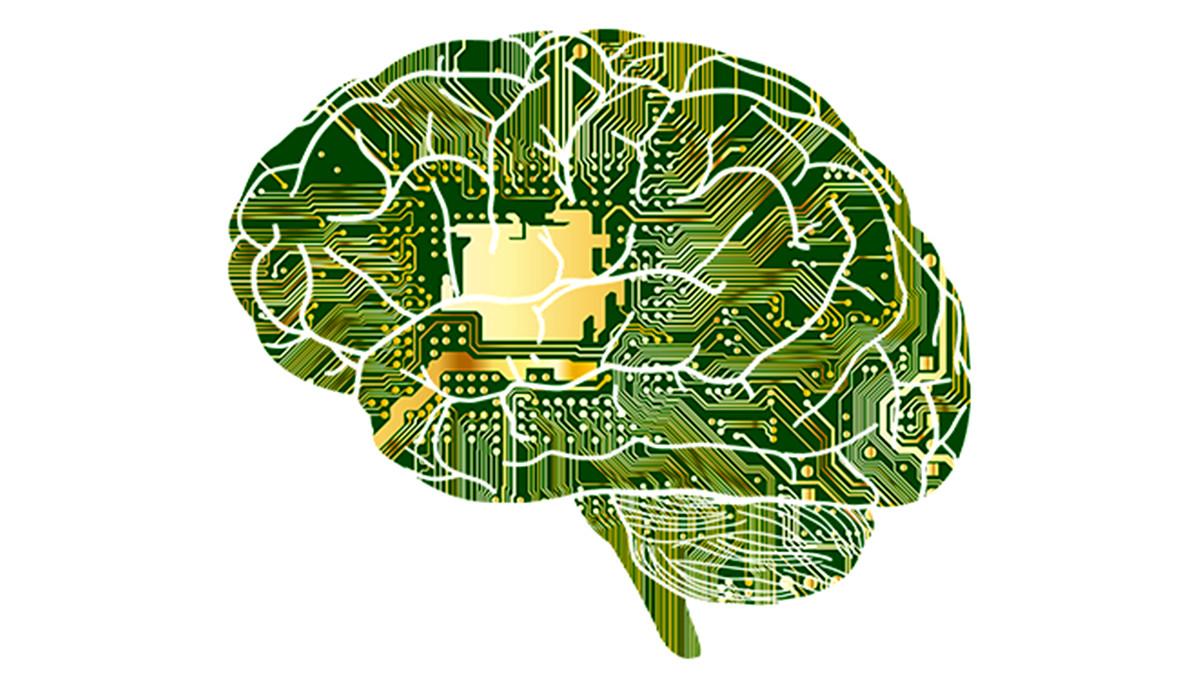 AI(人工知能)の進化イメージ