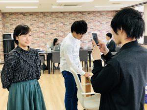 男前判定藤沢写真撮影