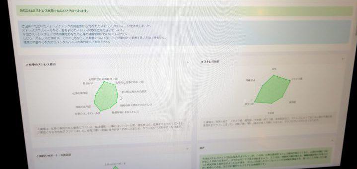 松島の診断結果