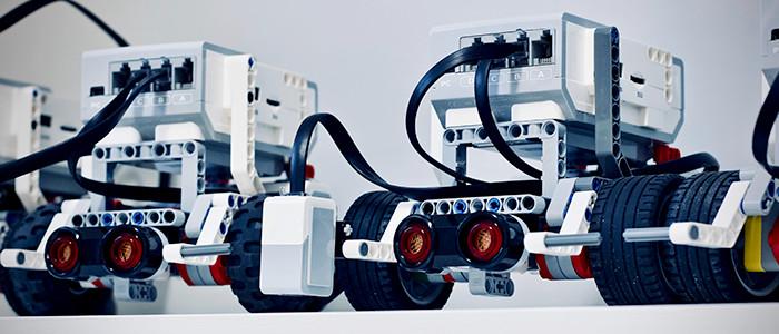 機械ロボットイメージ