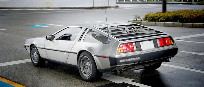 未来型自動車イメージ
