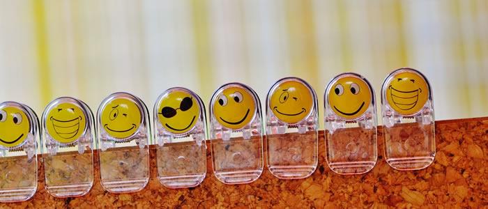 感情とは喜び・悲しみ以外にも全2185種類にもおよぶ イメージ