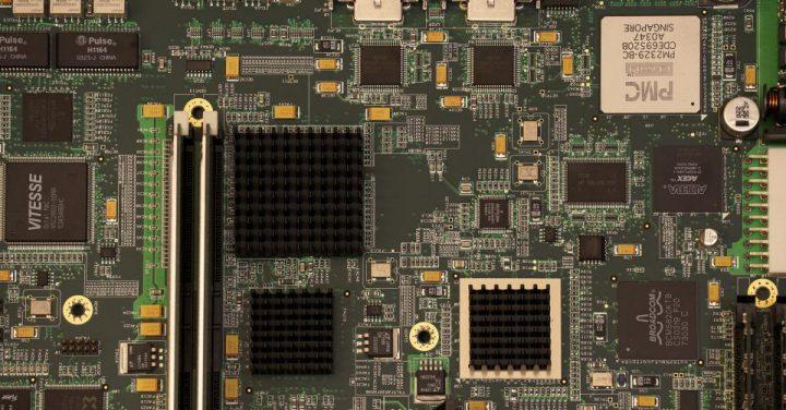 量子コンピュータの中身のイメージ