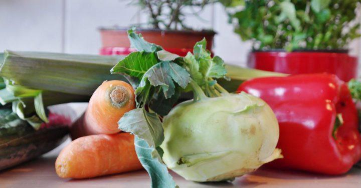 AIで育てた野菜のイメージ
