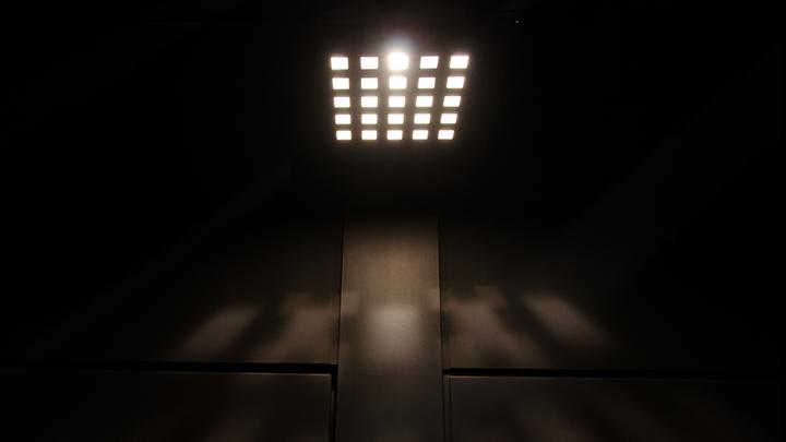 暗闇のイメージ