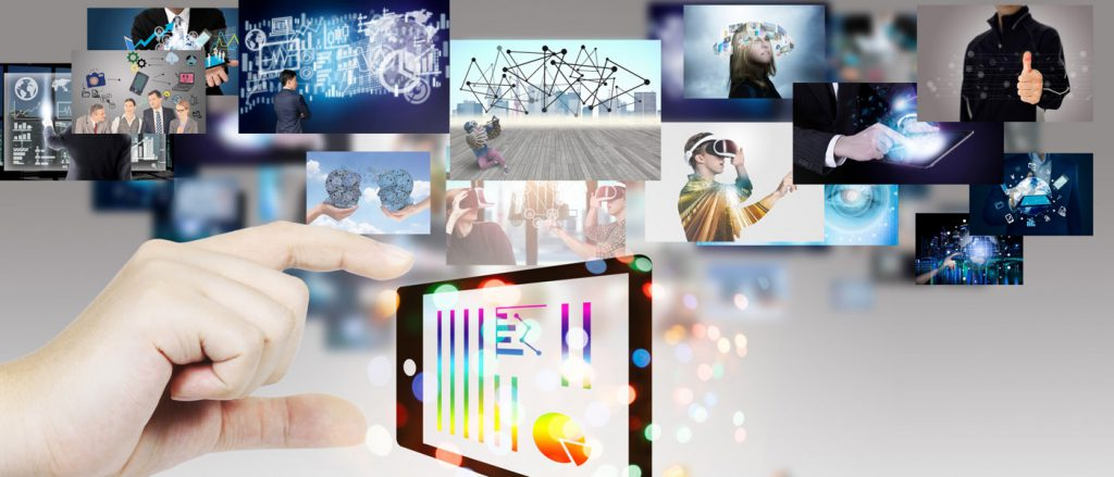 人工知能系オウンドメディアのイメージ