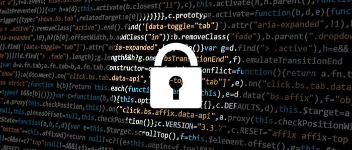 人工知能を使用したセキュリティ技術のイメージ