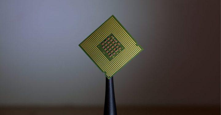 マイクロチップのイメージ