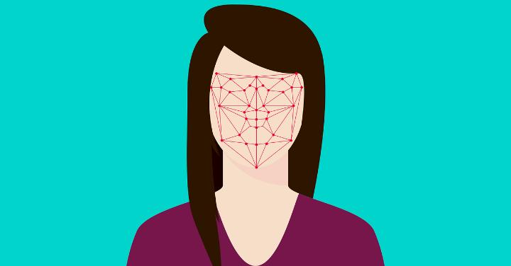 顔認証システムのイメージ