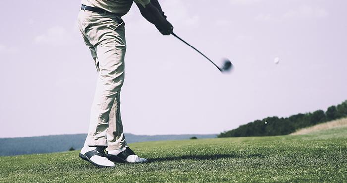 ゴルフ好きをサポートする「RIZAP GOLF LESSON System」イメージ