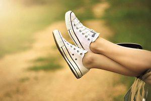 足が痛いなんて言わせない。AIがぴったりな靴を教えます!イメージ