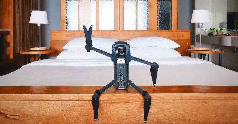 家庭にロボットのイメージ