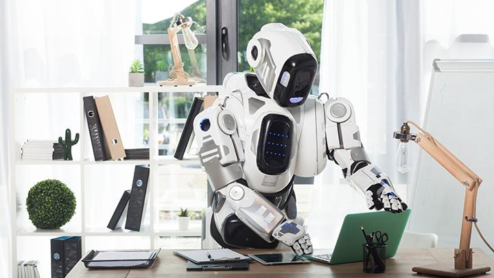 ロボットに出来ることのイメージ