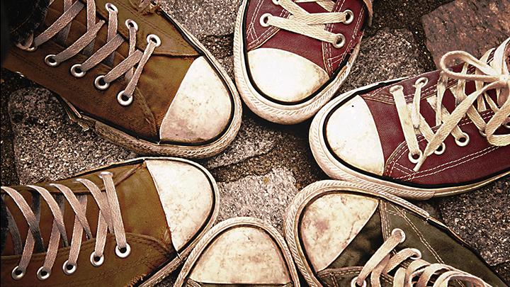 靴のイメージ