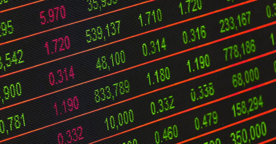 株価のイメージ