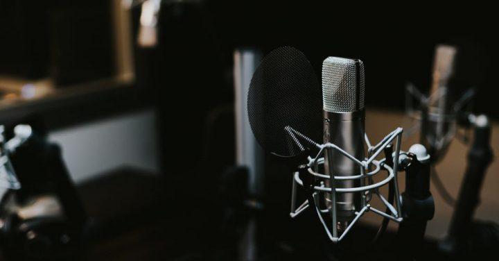 音声を録音するイメージ