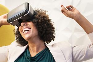 AIとVRがあれば視覚の体験共有で世界一周旅行もできちゃう!