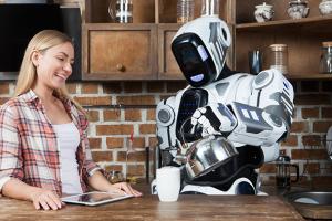 人工知能がご主人様をサポート♪メイド型ロボットは実現可能か