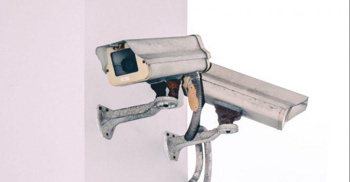 防犯カメラのイメージ