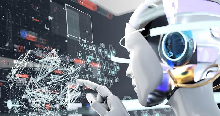 完全AI化、従業員がゼロの会社出現イメージ