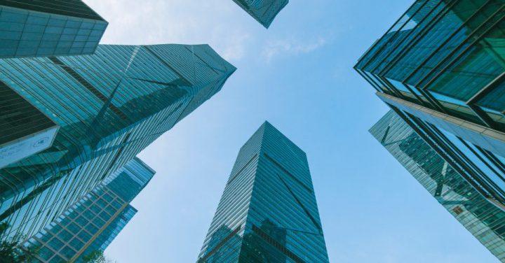 富裕層のビルのイメージ