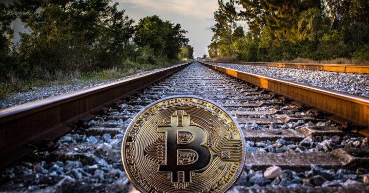ビットコインと未来のイメージ
