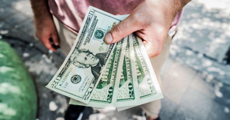 お金を増やすイメージ