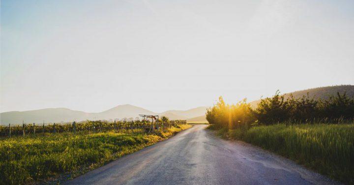 車道のイメージ