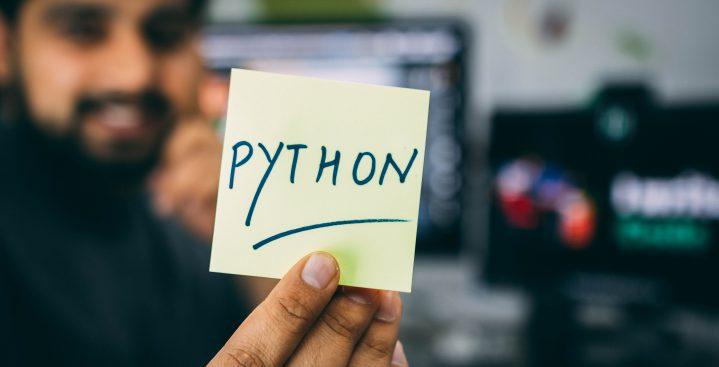 プログラミング言語Pythonのイメージ