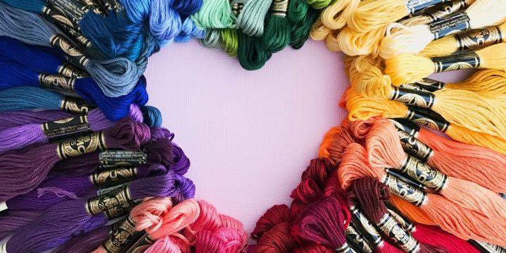クラフト糸