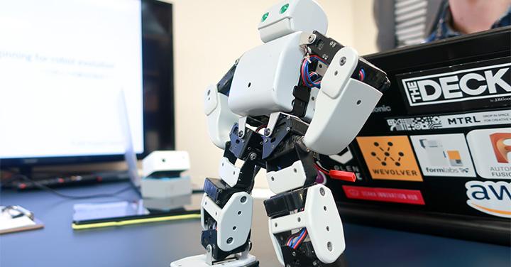 ロボットPLENのイメージ