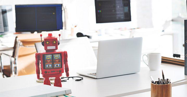 ロボットのイメージ