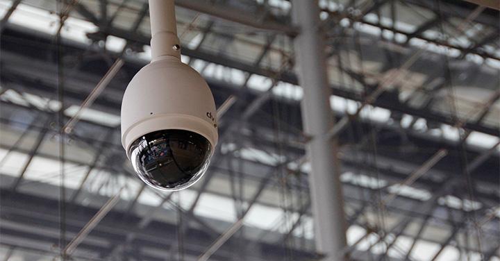 監視カメラのイメージ