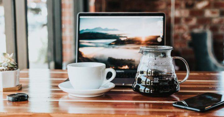 CaffeとDeep Learningのイメージ