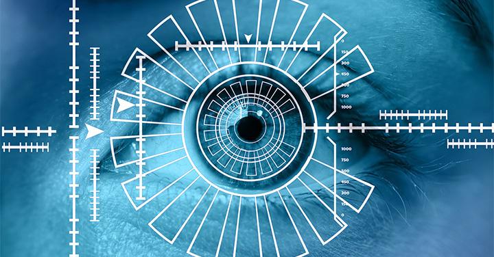 生体認証のイメージ