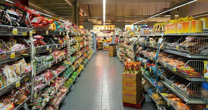 食料品店のイメージ