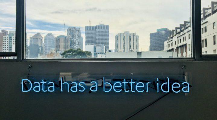 AI(人工知能)をビジネスに活用するイメージ