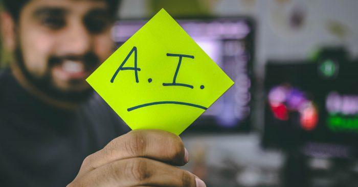AI(人工知能)のイメージ