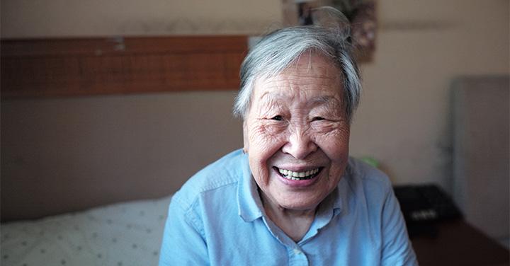 高齢者のイメージ