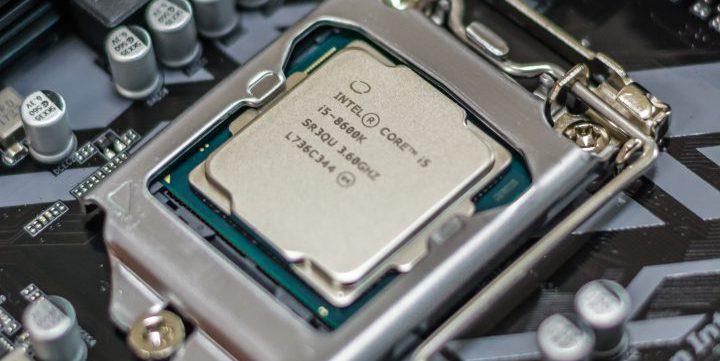 CPUソケット