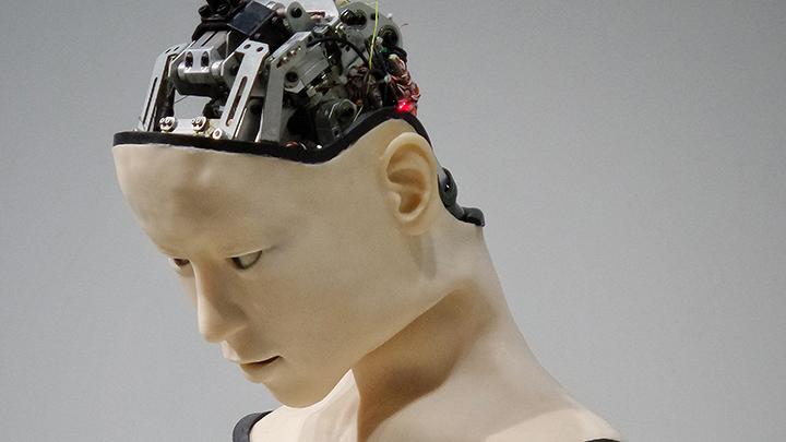見分けがつかないかも!?人型AI(人工知能)ロボットが超リアル