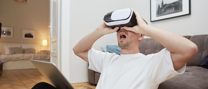 VRを使った恋愛