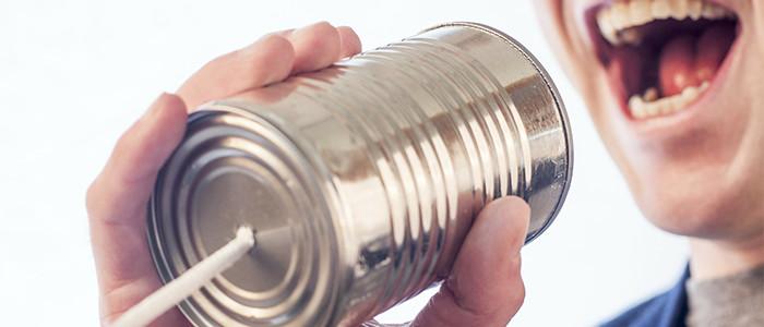 コミュニケーションのイメージ