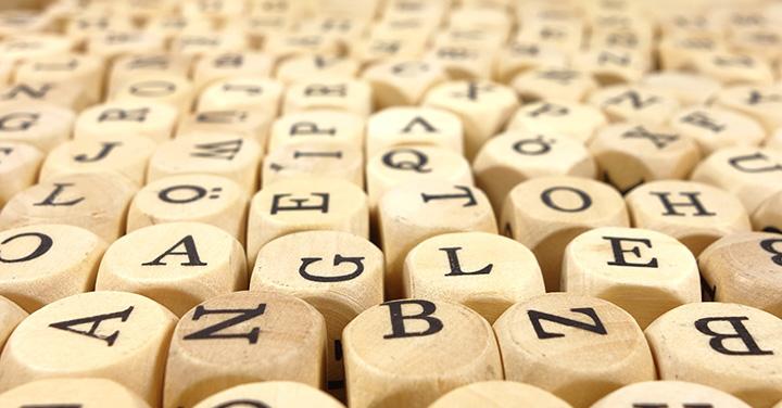 単語のイメージ