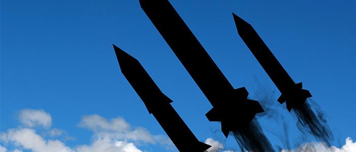 ミサイルのイメージ