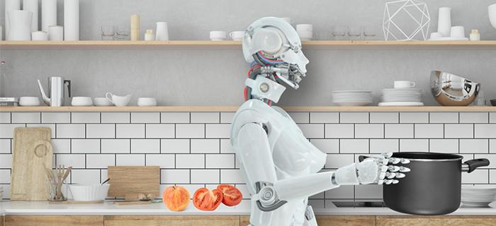 AIが家事をサポート